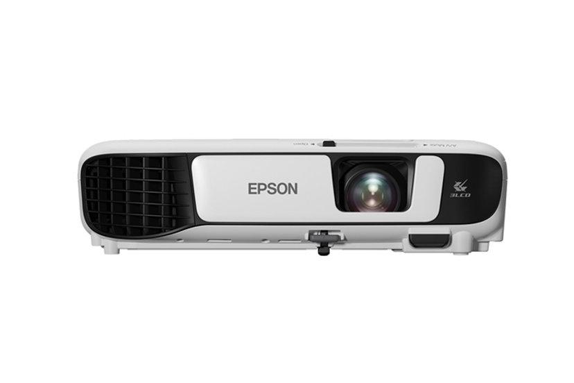 Epson PowerLite X41+ - 3LCD projector Wireless Wi-Fi (XGA 1024 × 768)
