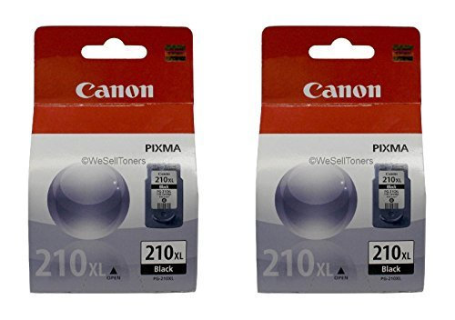 Canon 2973B001 (PG-210XL) High-Yield Ink Cartridge, Black - in Retail Packaging