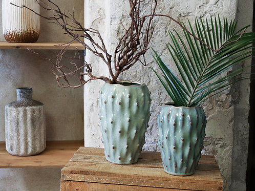 Keramikinė vaza Amarillo Green