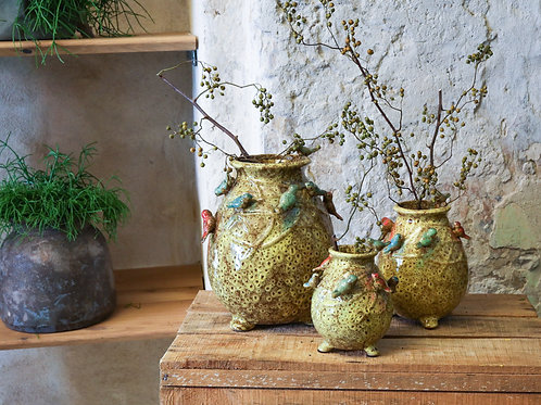 Keramikinė vaza BIRD