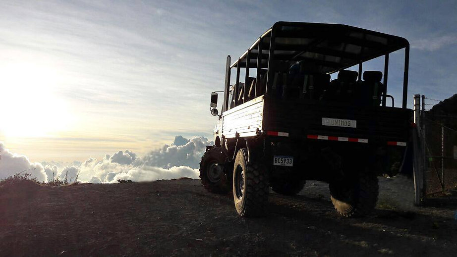 Transportation Volcan Baru 4x4 Sunrise / Sunset tours boquete