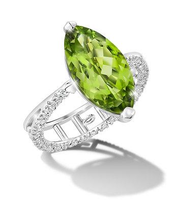 Peridot Convertible Ring