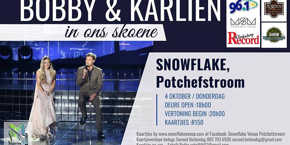 Bobby & Karlien - In Ons Skoene