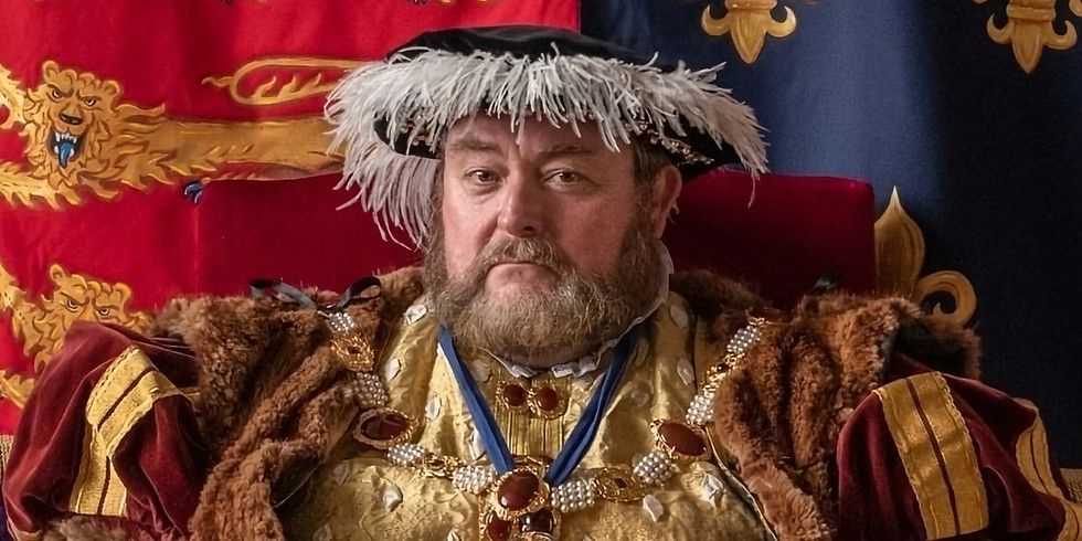 An Audience with King Henry Eighth