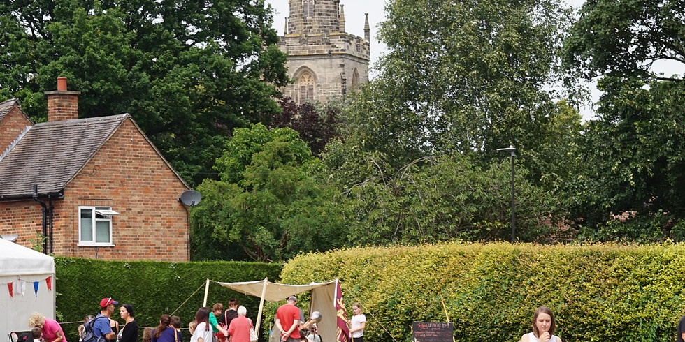 Market Bosworth Summer Festival