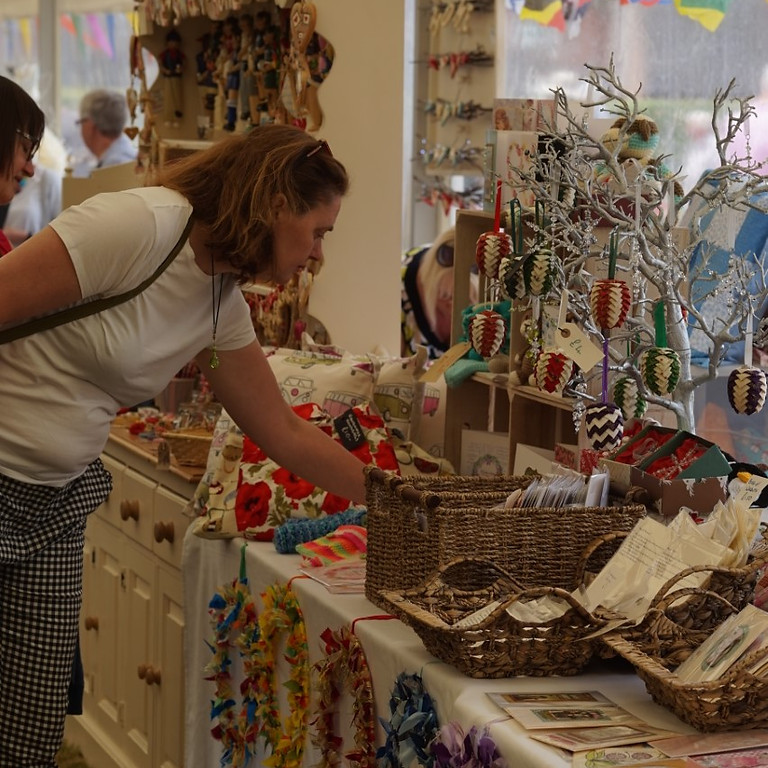 The Wonderful World of Craft at The Big Weekend