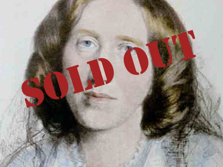 An Evening with George Eliot is now SOLD OUT!