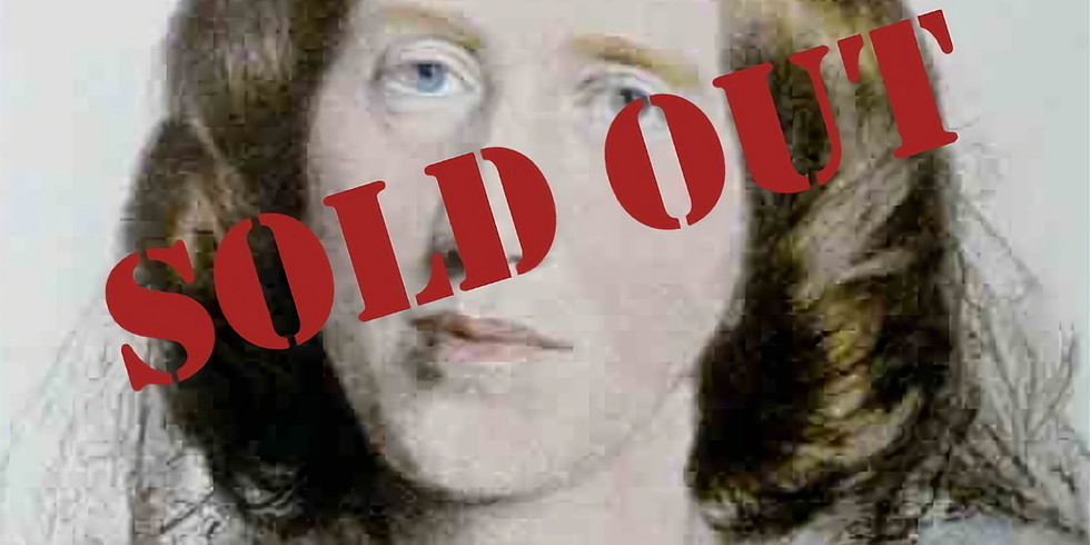 SOLD OUT: An Evening with George Eliot