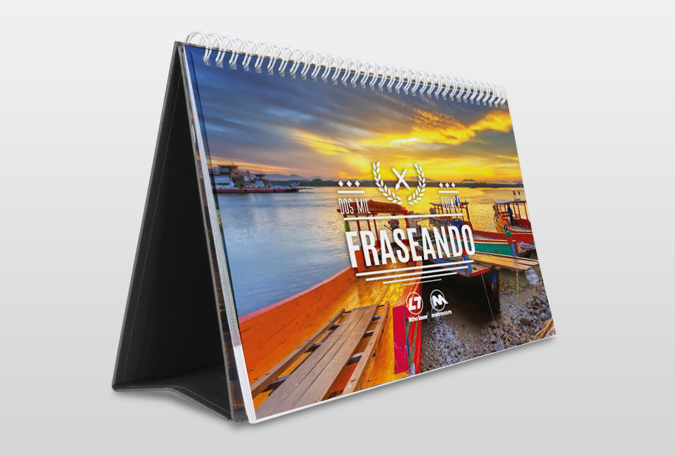 calendarios corporativos, papeleria corporativa,