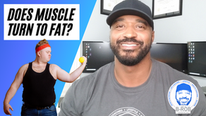 Does Muscle Turn to Fat?