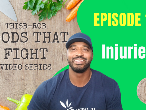 Foods That Fight Series-Injuries