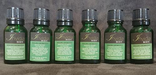 Healing Aromatics EO Blends 15ml