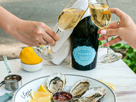 Oysters & Prosecco at Victoria by Cocotte