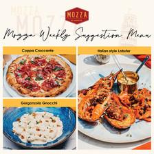 Mozza Suggestion Menu: March 30th-April 2nd