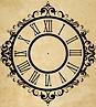 Reloj numeros romanos.png