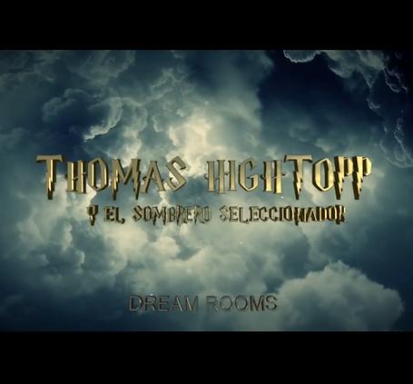 Thomas Hightopp y el sombrero selecciona