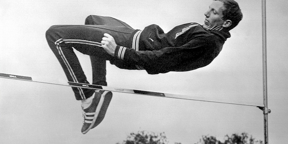 FLOP HOUSE PRESENTS...DICK FOSBURY!!! CLINIC