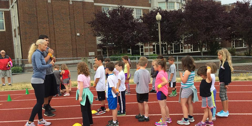 FUTURE FLOPPERS High Jump Training Session