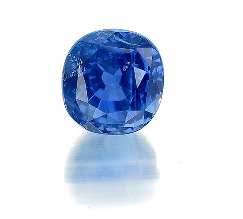 Natural Unheated Blue Sapphire 3.04ct