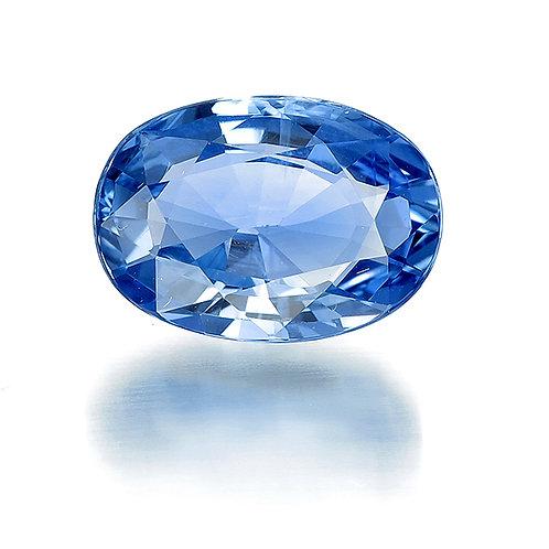 Natural Unheated Blue Sapphire 3.30ct