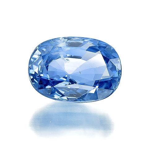 Natural Unheated Blue Sapphire 3.07ct