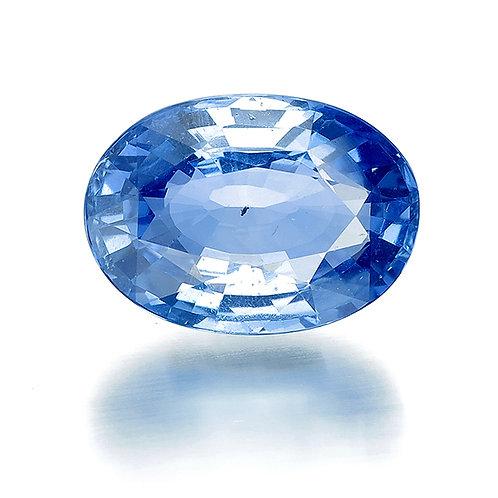 Natural Unheated Blue Sapphire 4.05ct
