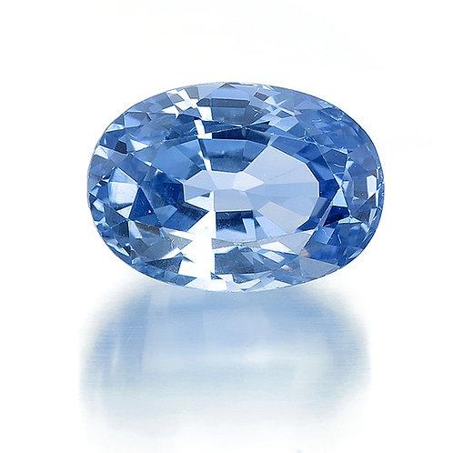 Natural Unheated Srilankan Blue Sapphire 5.41ct