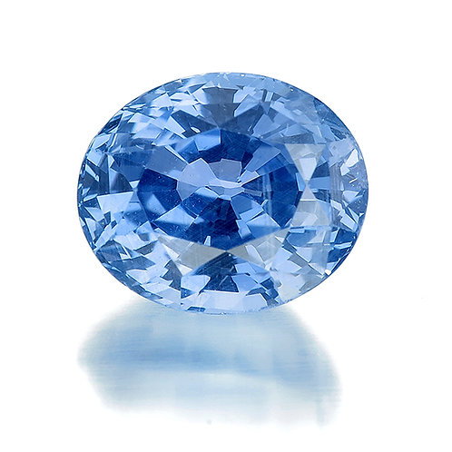 Natural Unheated Blue Sapphire 3.10ct