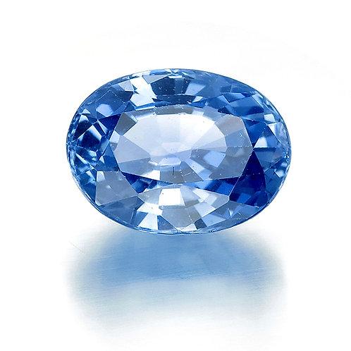 Natural Unheated Blue Sapphire 5.00ct