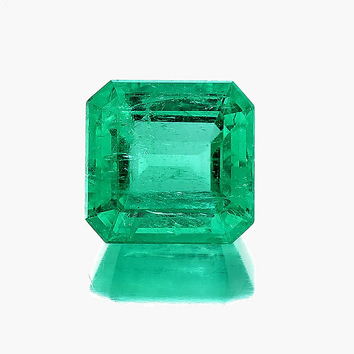 Colombian Emerald 6.58ct