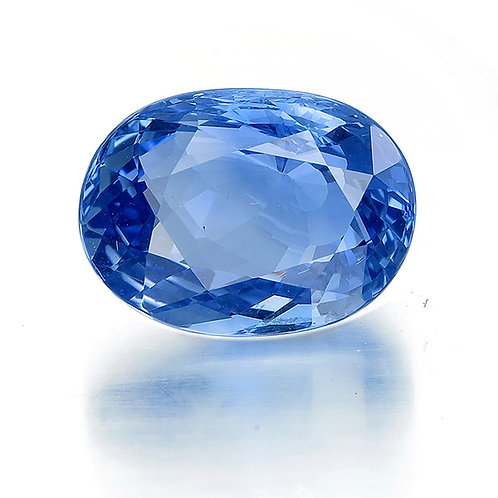 Natural Unheated Blue Sapphire 4.23ct