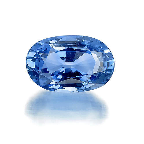 Natural Unheated Blue Sapphire 3.15ct