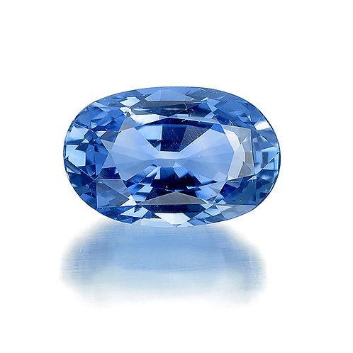 Natural Unheated Blue Sapphire 3.15ct