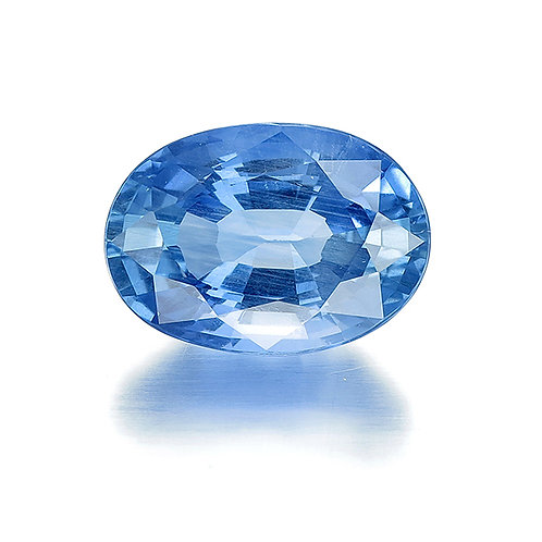 Natural Unheated Blue Sapphire 3.25ct