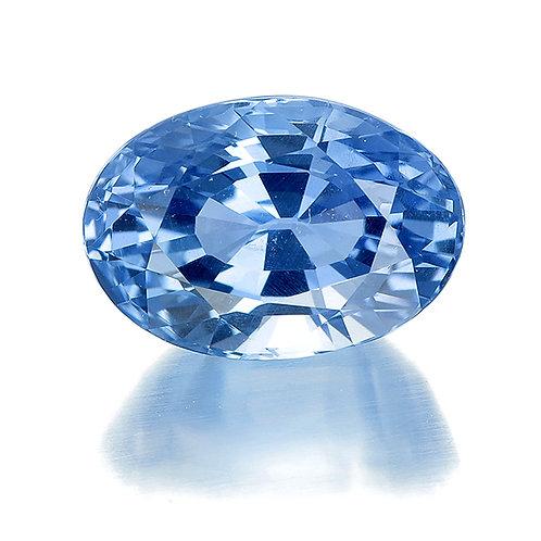 Natural Unheated Blue Sapphire 4.10ct