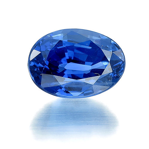 Natural Unheated Blue Sapphire 1.31ct