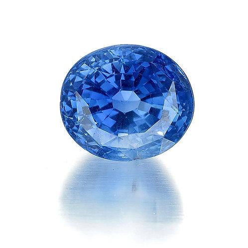 Natural Unheat Blue Sapphire 2.43ct