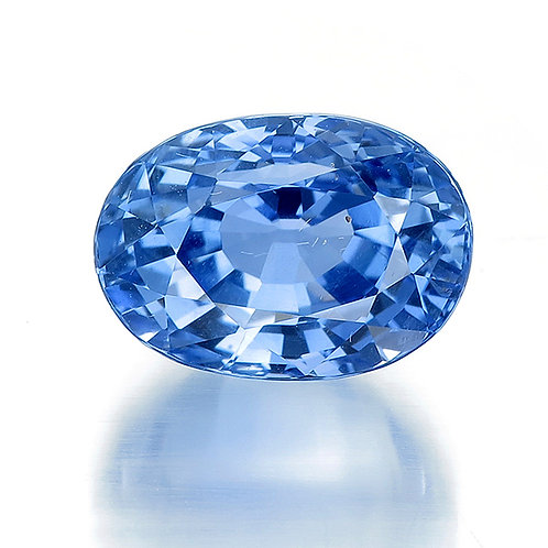 Natural Unheated Blue Sapphire 4.20ct