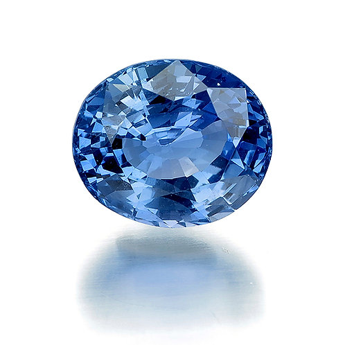 Natural Unheated Blue Sapphire 3.20ct
