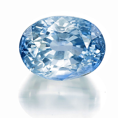 Natural Unheated Blue Sapphire 9.15ct