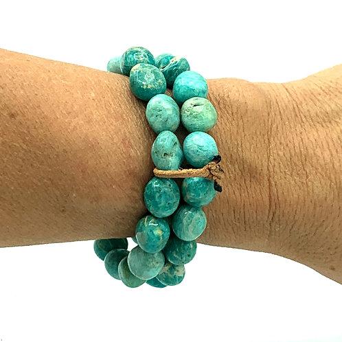 Summer Blues Healing Bracelet