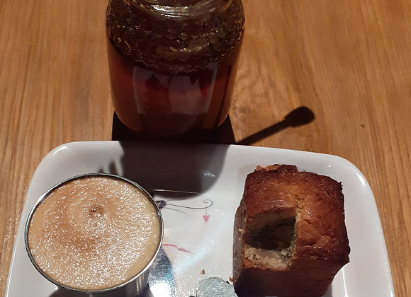 3 Gâteaux aux noix, miel, pavot, sésame