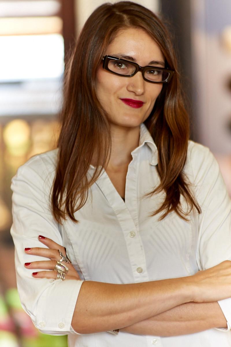 Photo of Dr. Zhana Vrangalova