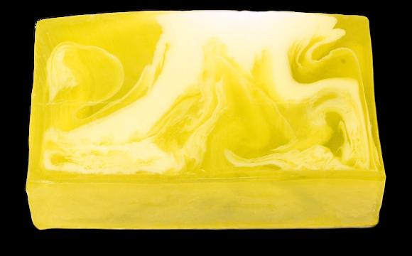 Lemon of Menton soap