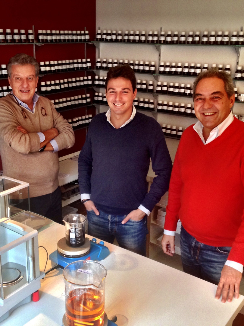 Our Perfumers