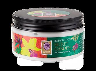 Body  lotion Secret garden