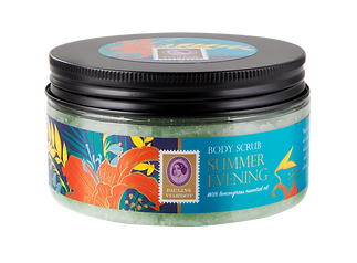 Body scrub Summer evening