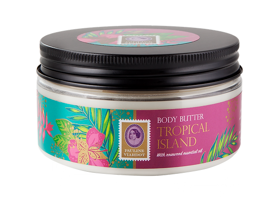 Body butter Tropical island