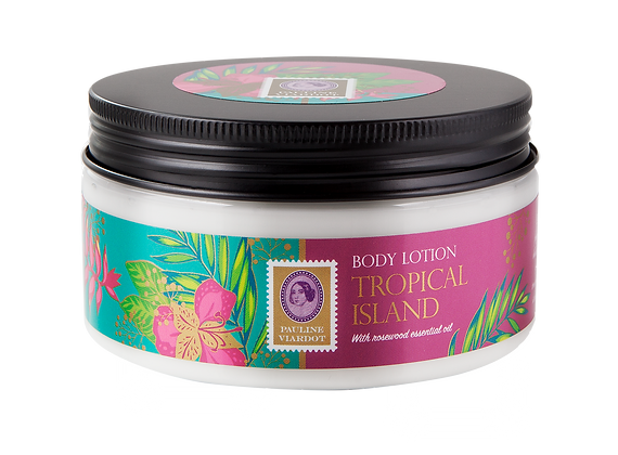 Body  lotion Tropical island