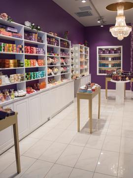 Brand boutique in Paris